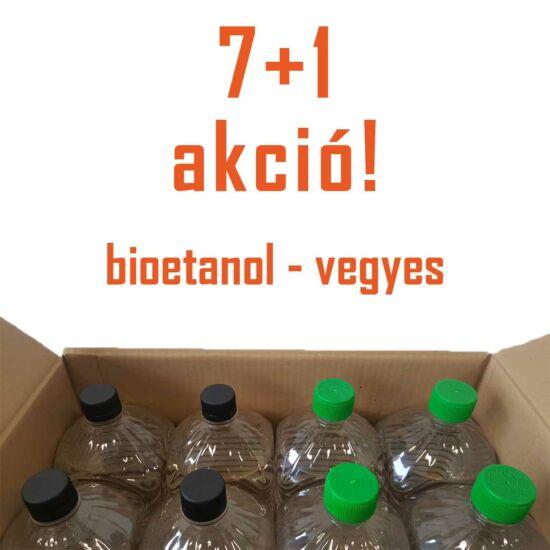 1 KARTON (8DB) 1,9 L-ES BIOETANOL - VEGYES